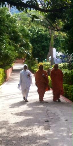 Parmarth Niketan Yoga Ashram-Rishikesh