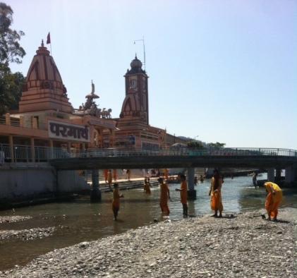 Ganj nehri temizliği-Çevrecilik Aktivitesi