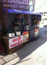 Çay-kahveci, Rishikesh
