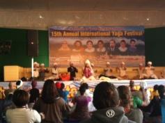 Uluslararsı Yoga Festivali 2014, Gurmukh Kaur Khalsa'nın dersi