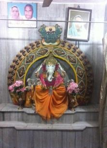 Hindu Tanrısı Ganesha