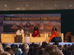 Uluslararsı Yoga Festivali 2014-Mooji