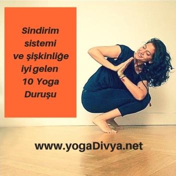 Sindirim ve şişkinlikiçin 10 Yoga Duruşu (1)